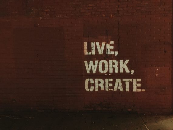 live, work, create - Craft CMS is make for custom designs